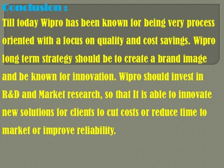 PPT. on WIPRO LTD.