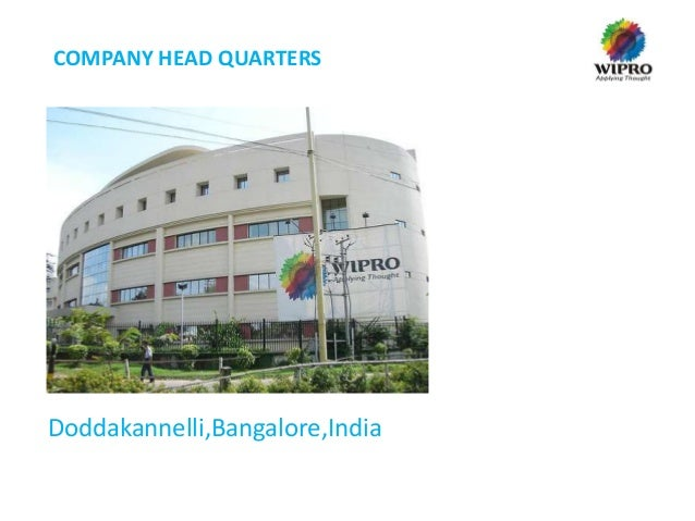 wipro ceo structure The company is unlikely to continue with the ceo-coo model | at wipro, a lot is likely to change under the new ceo  apart from ceo-coo structure,.
