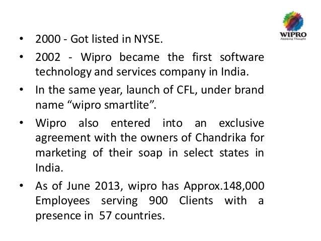 Wipro super genius