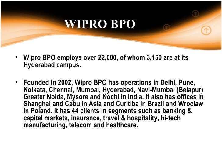 wipro insurance The buyer, a global it company, said the deal gives it first-mover advantage in  the high growth health insurance exchange space.