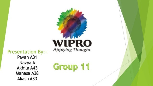 Phenomenal Wipro Western India Products Ltd A Presentation Download Free Architecture Designs Lectubocepmadebymaigaardcom
