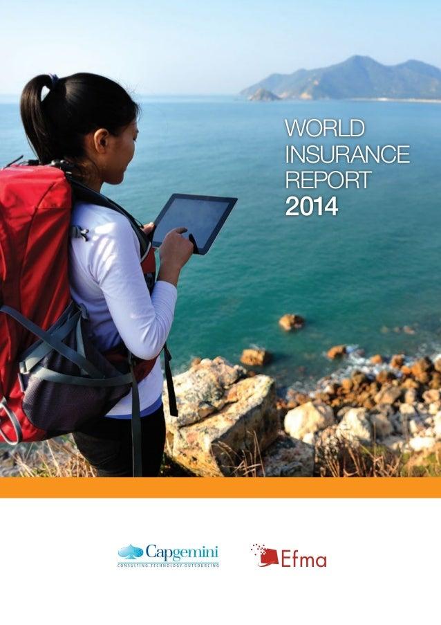 WORLD INSURANCE REPORT 2014