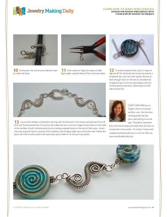 Wire jewelry-free-ebook