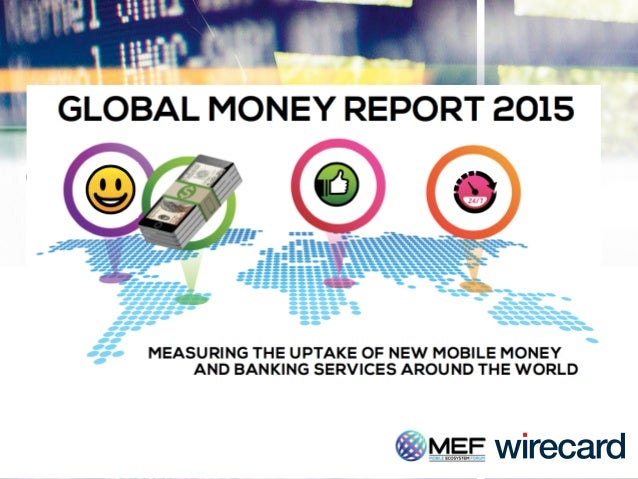 1. Kennzahlen / Highlights Agenda GLOBAL MONEY REPORT 2015