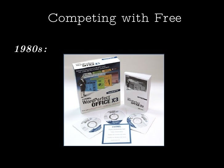 Competing with Free 1980s: