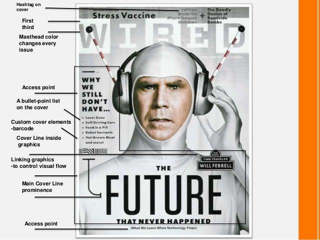 Wired magazine analysis by Hamad Pervaiz