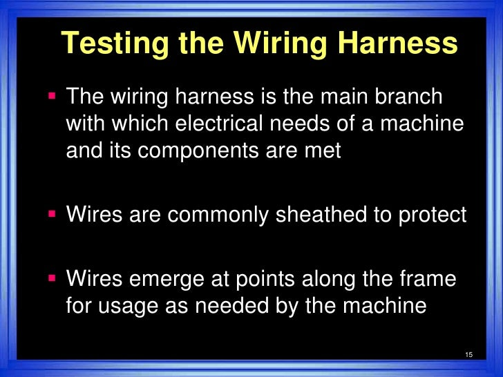 wire harness test simple 15 728?cb=1286108280 wire harness test simple how to check wiring harness at n-0.co