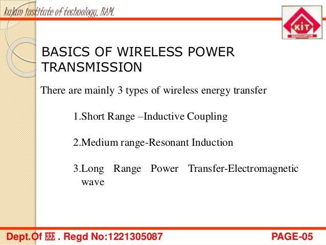 Wireless power trans mission via solar satelite