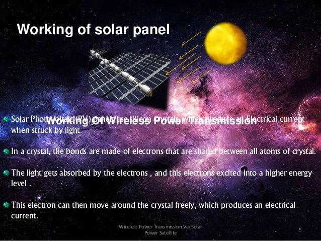 Wireless Power Transmission Using Microwave