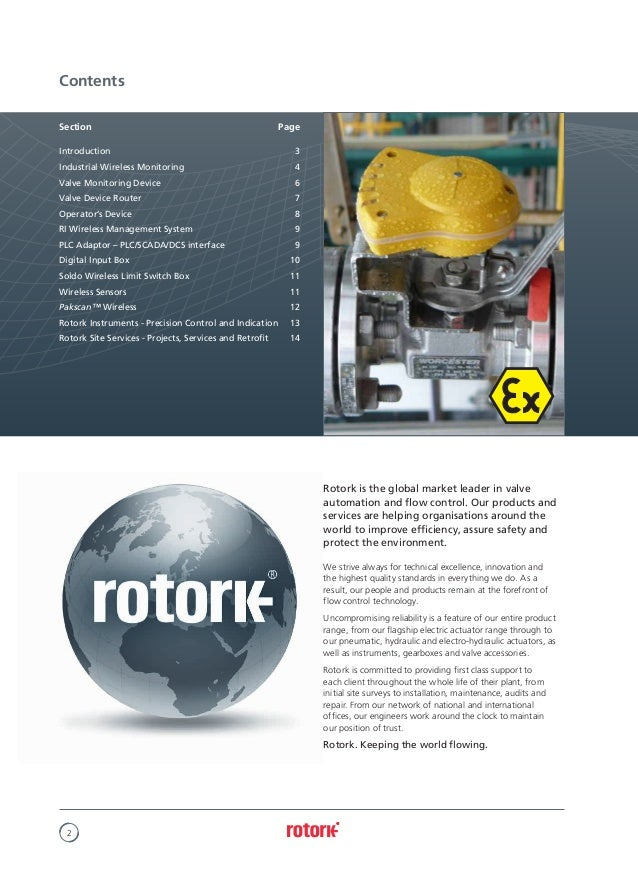 wireless valve monitoring system from rotork 2 638 rotork iq20 wiring diagram rotork actuator iq 20 manual \u2022 45 63 74 91 Honeywell Thermostat Wiring Diagram at edmiracle.co