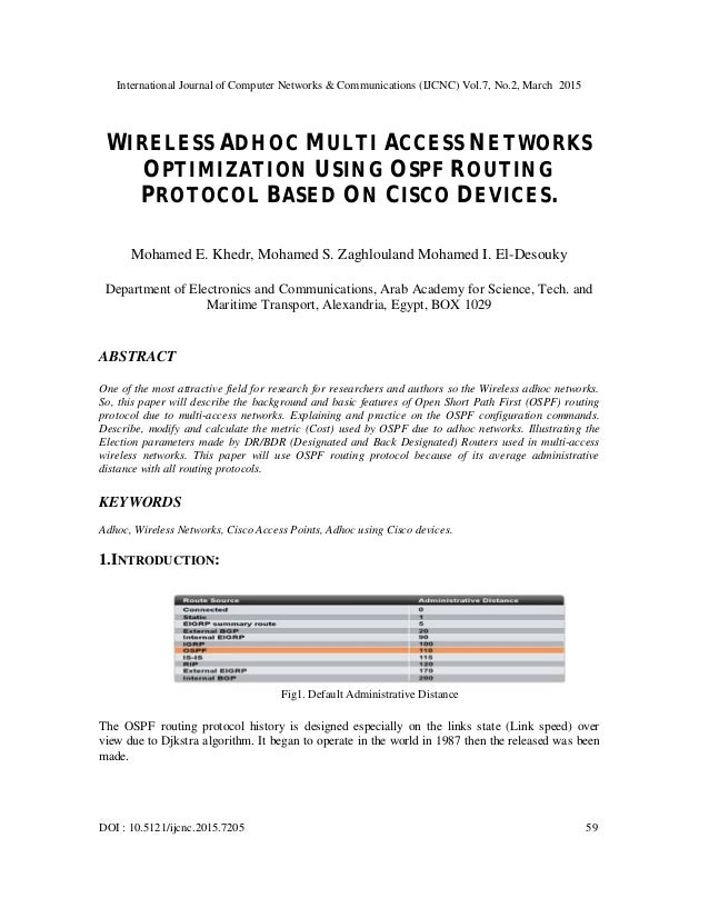Wireless adhoc multi access networks