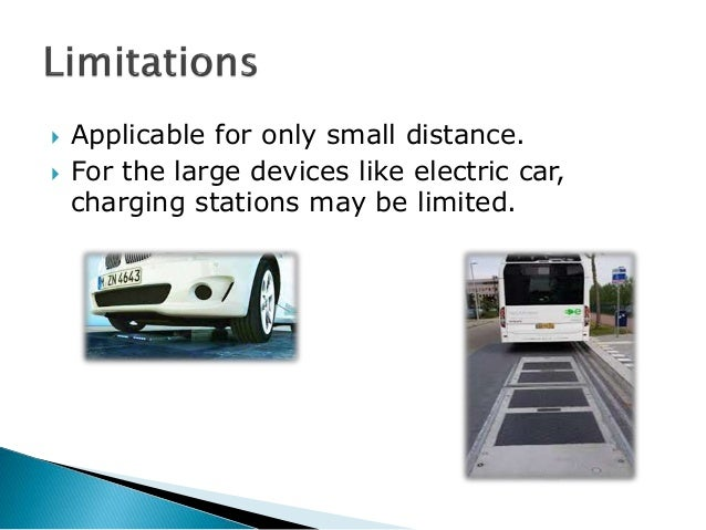Electric Car Charging Stations Cost >> Wireless charging presentation