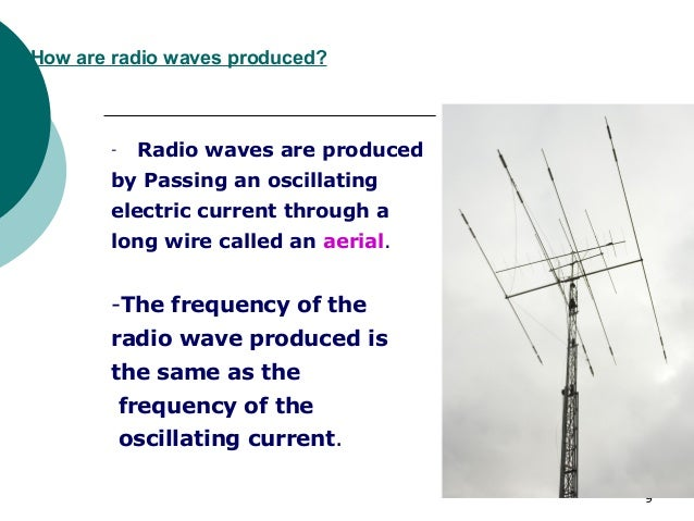 Wireless Communication By Waves