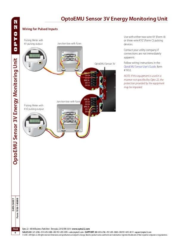 wireless energy monitoring opto com documents opto emu sen 4