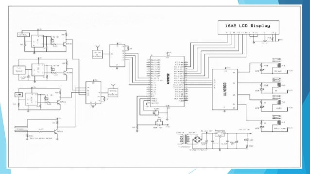 Working: Power supply: The power supply section consists of step down transformers of 230V primary to 12V secondary voltag...