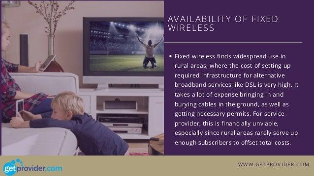 Wireless internet providers in my area