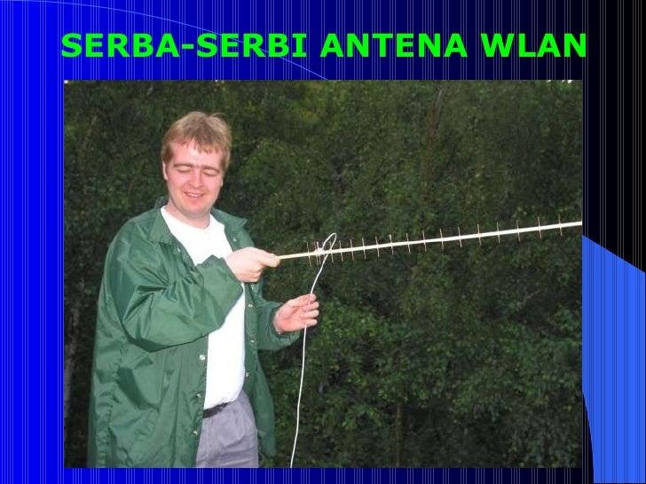 SERBA-SERBI ANTENA WLAN