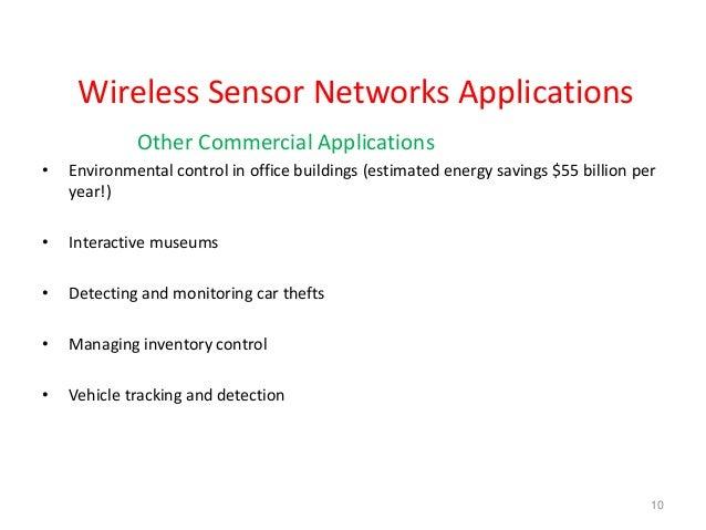 wireless sensor networks top 10 Actor-oriented programming for wireless sensor networks by elaine cheong bs (university of maryland, college park) 2000 ms (university of california, berkeley) 2003.