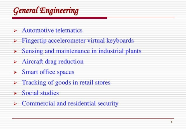 6 GeneralGeneral EngineeringEngineering AutomotiveAutomotive telematicstelematics Fingertip accelerometer virtual keyboard...