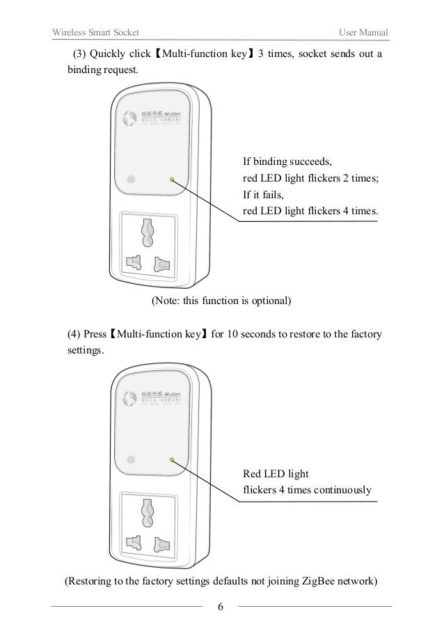 Wireless Smart Socket User Manual  2. Software Download  (1) Please select corresponding operating software according to v...