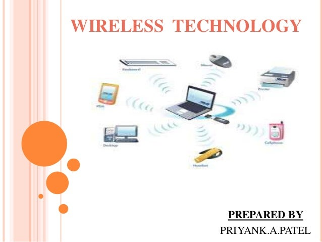 Wireless technology introduction, definition, history and applications.