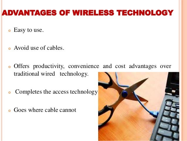 Introduction Wireless Technology