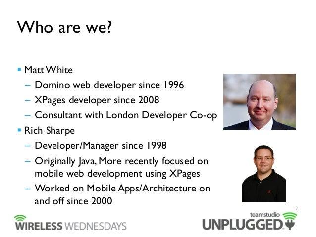 Wireless Wednesdays: Part 1 Slide 2