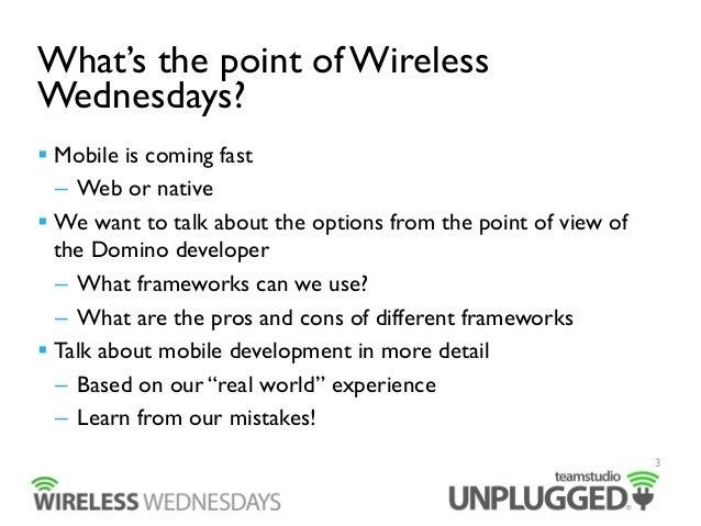 Wireless Wednesdays: Part 1 Slide 3