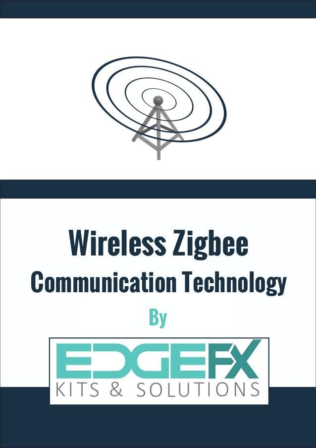 Download a Wireless Communication Zigbee Technology Pdf