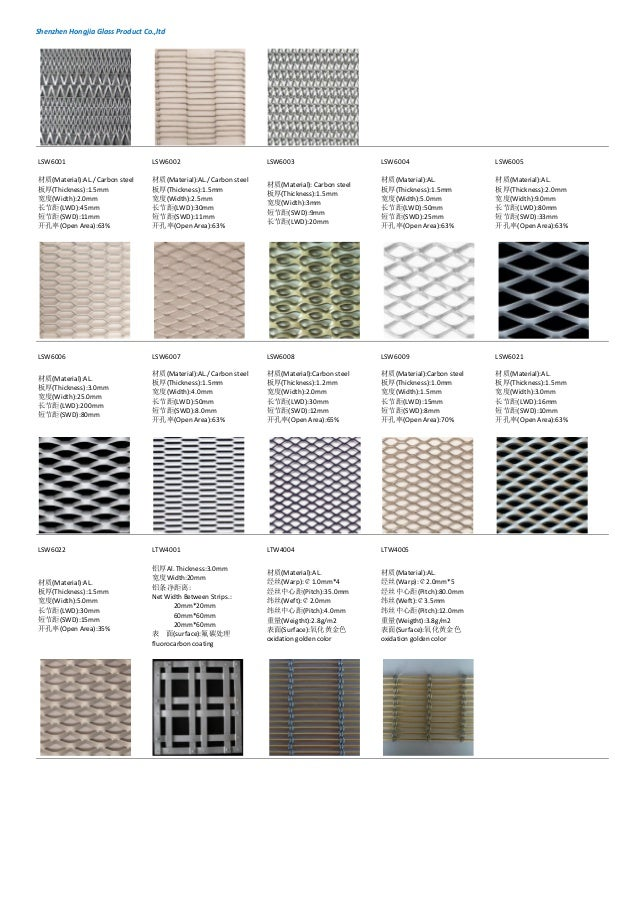 Wire mesh glass types
