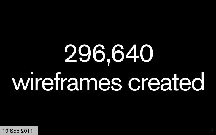 296,640   wireframes created19 Sep 2011             41