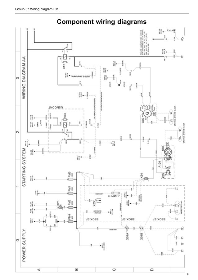Autocar Xspotter Wiring Diagram