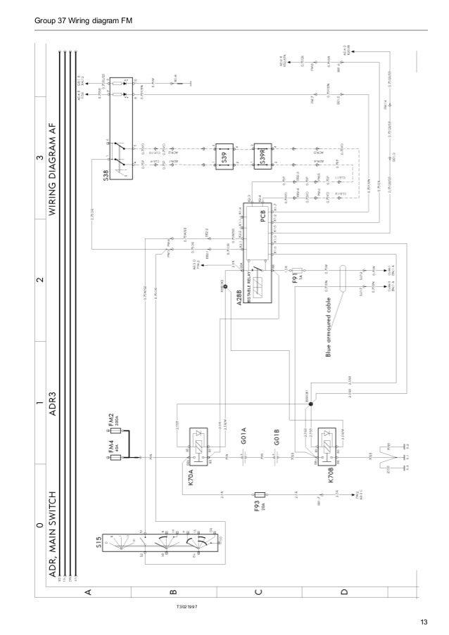 Wiring Diagram Fm (euro5) Volvo Vnl 670 Wiring Diagram Volvo Truck Relay Location Volvo Truck Electrical Schematics