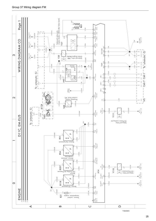 2001 volvo s40 exhaust diagram
