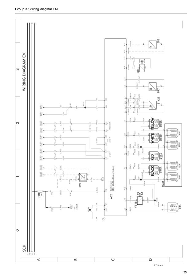 Volvo Fan Relay Wiring Diagram