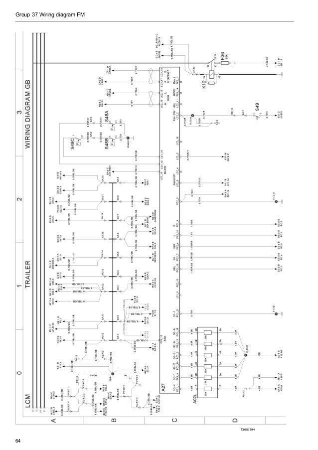 Wiring diagram fm (euro5)