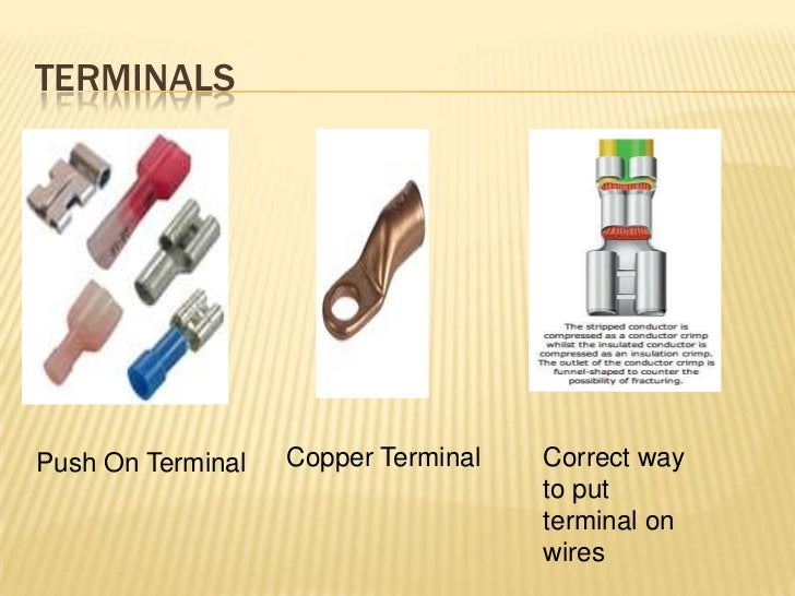 Remarkable Wiring Harness Design Guidelines Ppt Basic Electronics Wiring Diagram Wiring Digital Resources Funapmognl
