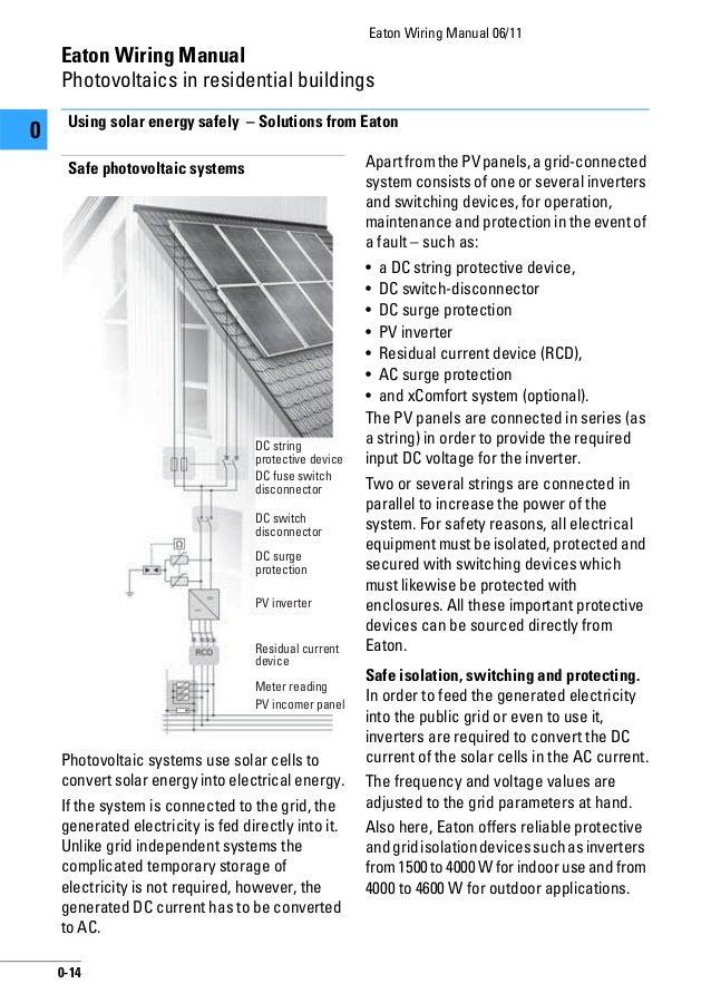 Fancy Eaton Wiring Manual Frieze - Schematic Diagram Series Circuit ...