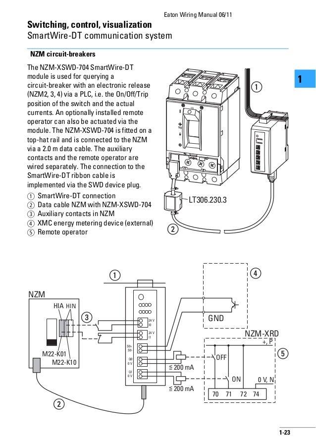 Wiring Manual Klockner Moeller - Wiring Diagram All on