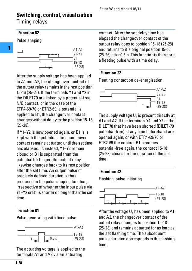 Fancy Eaton D3pf2aa Relay Wiring Diagram Model - Electrical Diagram ...
