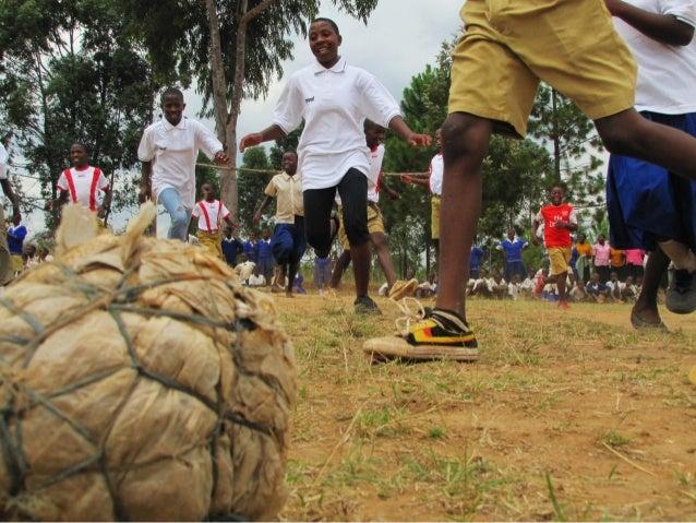 Wir machen Kinder durch Sport stark    Jambo Bukoba e.V. ist in Deutschland und Tansania registriert und als gemeinnützig ...