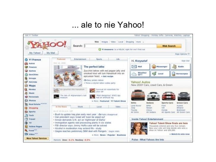 Wirtualna Polska Prawie Jak Yahoo