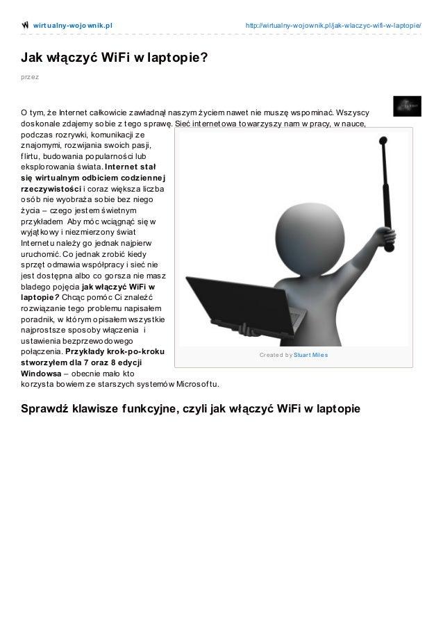 wirt ualny-wo jo wnik.pl  http://wirtualny-wo jo wnik.pl/jak-wlaczyc-wifi-w-lapto pie/  Jak włączyć WiFi w laptopie? przez...