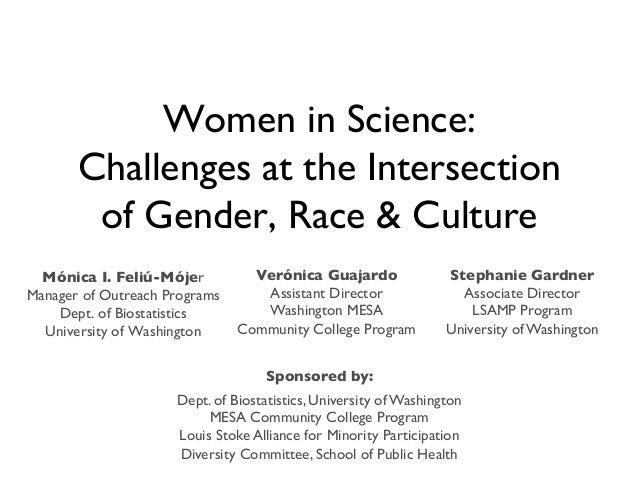 Women in Science: