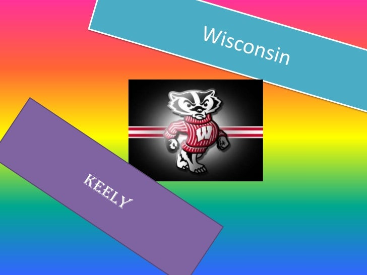 What Wisconsin looks like