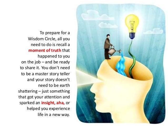 Wisdom Circles Slide 3
