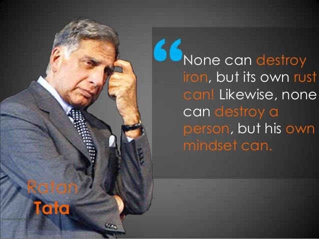 ratan tata and his leadership qualities Ratan tata leadership qualities ratan tata retires on his 75th birthday this week, handing over the baton of his business to cyrus mistry, the first chief appointed from outside the.