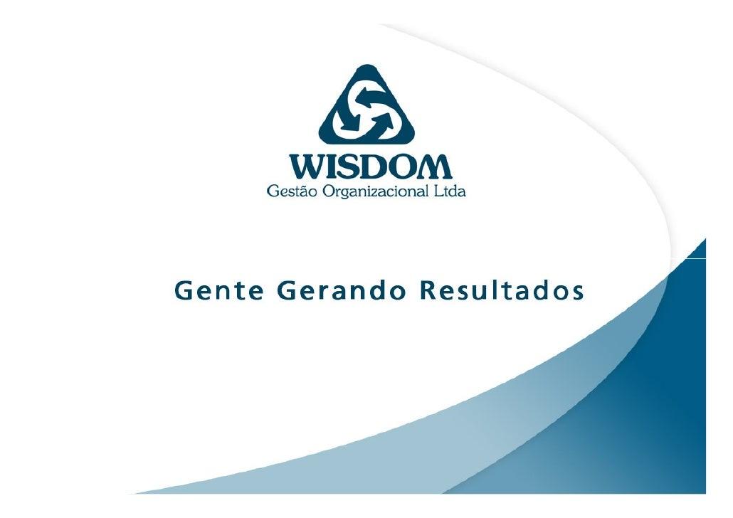 Fundada em maio de 1994 e estruturada através de 04 áreas de especialidade     complementares entre si - Eficácia Organiza...