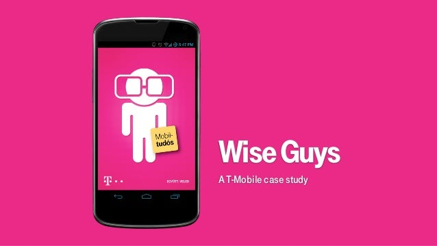 WiseGuys A T-Mobile case study