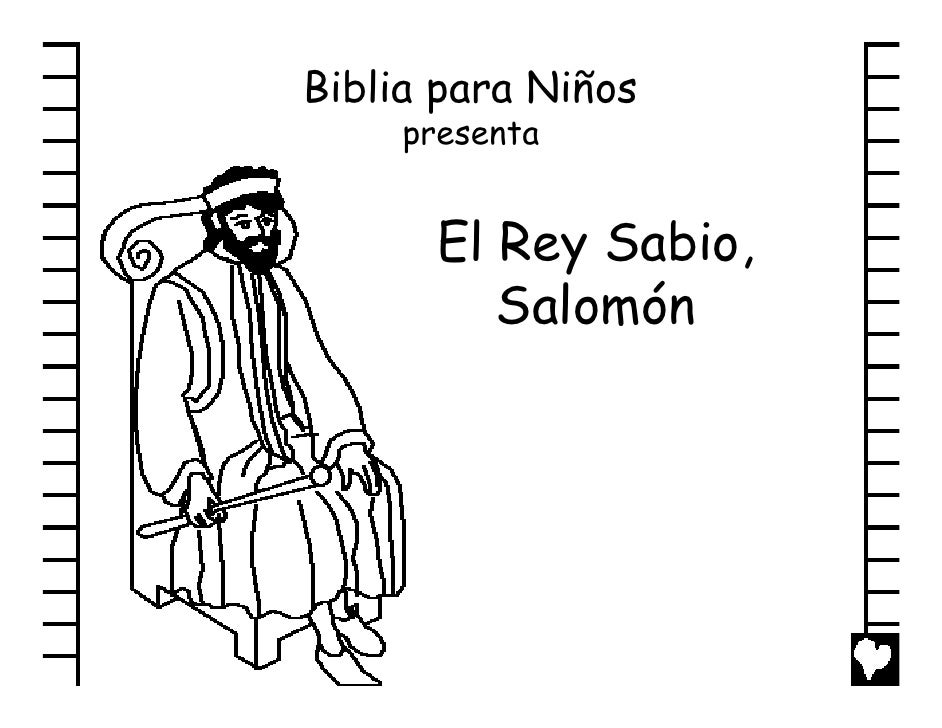 Wise king solomon spanish cb